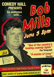 Bob Mills comes to Devon June