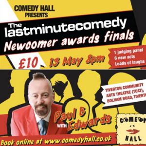 comedy awards devon