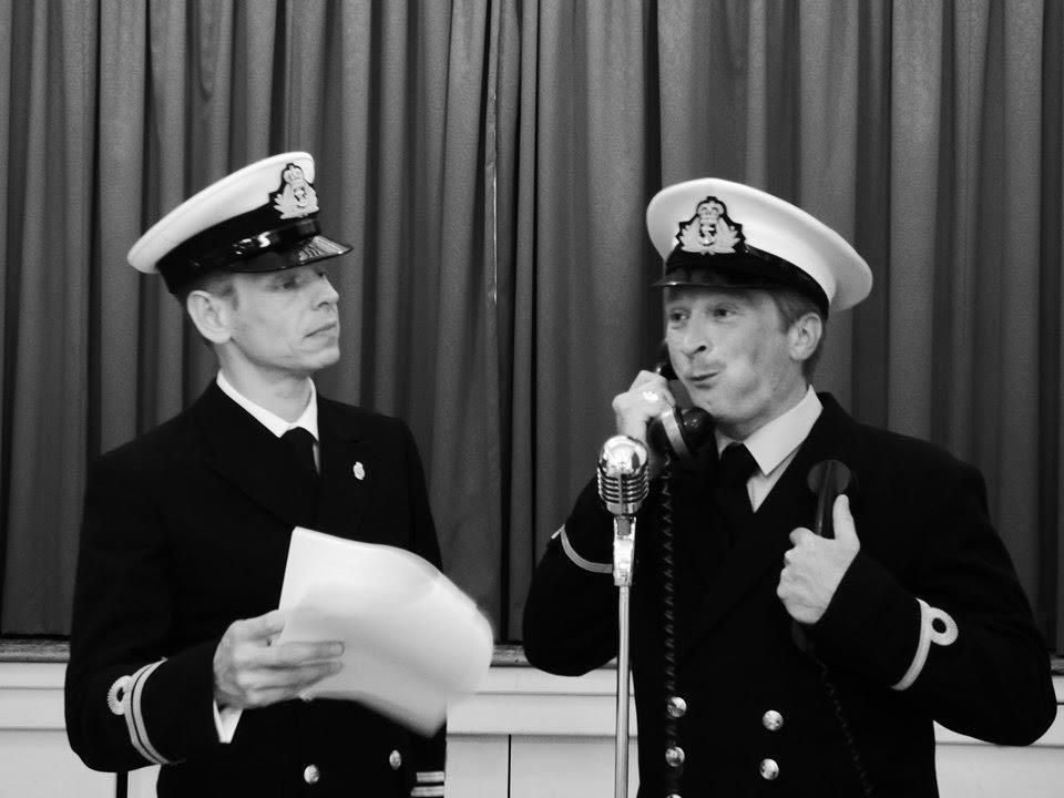 navy lark live devon