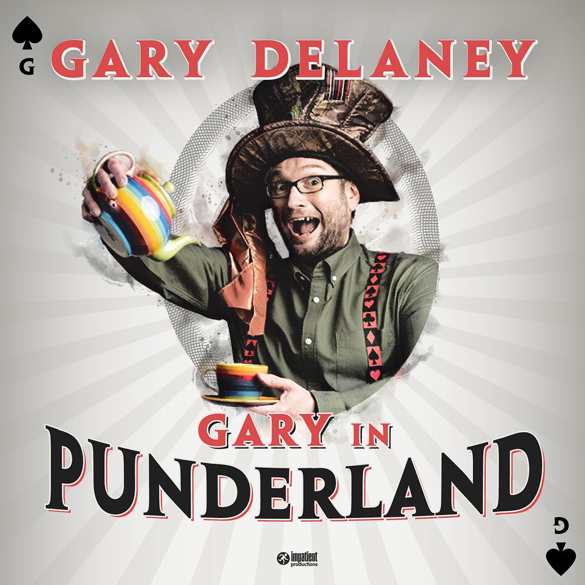 gary delaney in punderland
